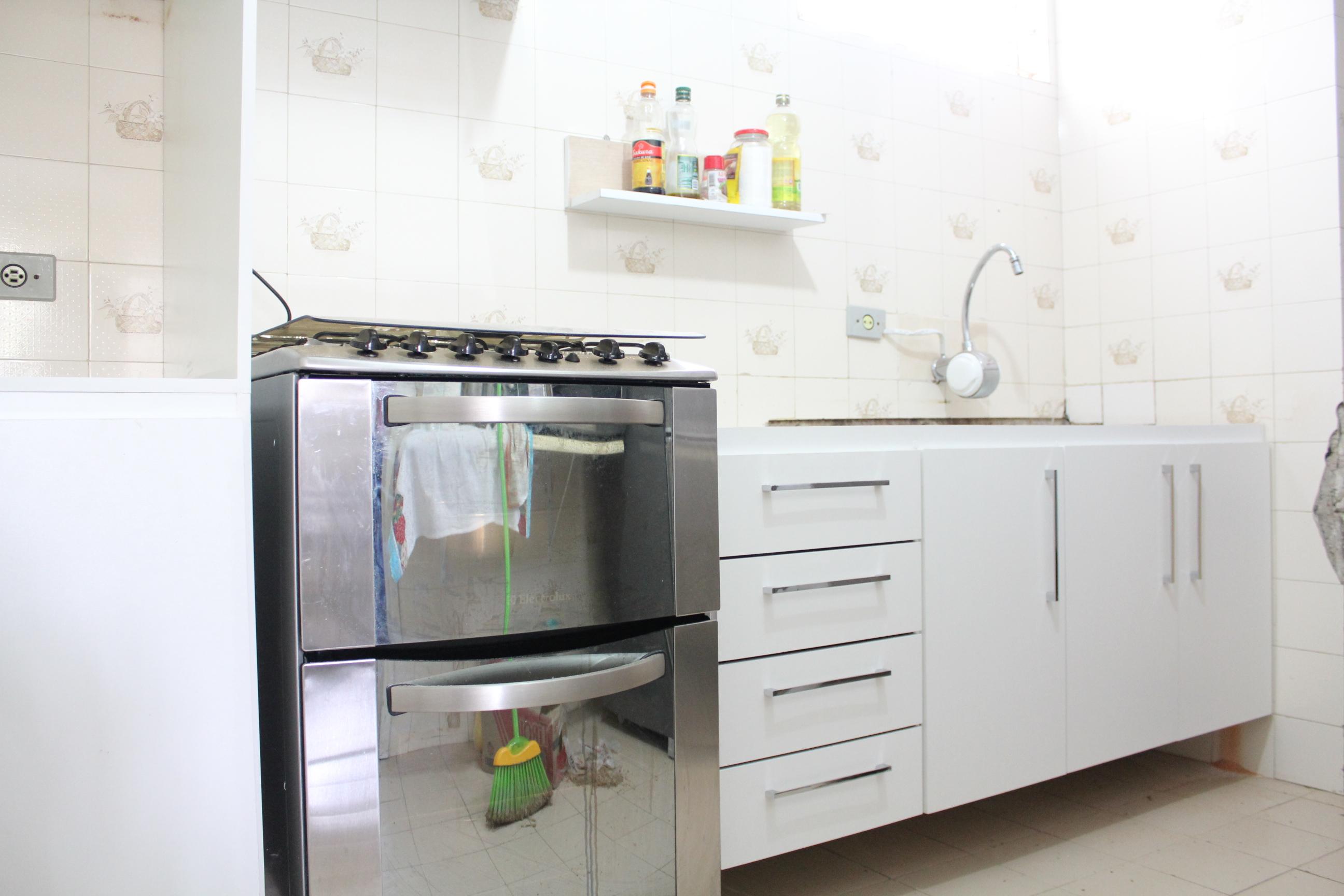 Cozinha da Erika Moveis Sob Medida Curitiba Marceneiro Curitiba  #5E4D40 2592x1728 Balcão Banheiro Curitiba